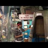 Edmond Halley's Diving Bell Virtual Outreach