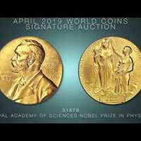 Nobel Prize in Physics Awarded To Aage Niels Bohr 1975