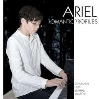 Romantic Profiles by Ariel Lanyi