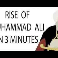 Rise of Muhammad Ali   3 Minute History