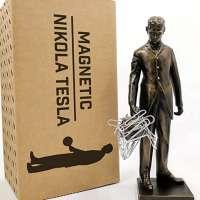 Nikola Tesla Statue Replica