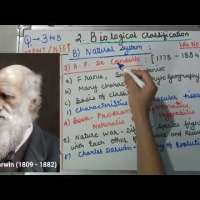 BIO NEET-BIOLOGICAL CLASSIFICATION-INTRODUCTION TO NATURAL SYSTEM OF CLASSIFICATION A P DE CANDOLLE