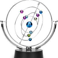 Electronic Perpetual Motion Desk Toy