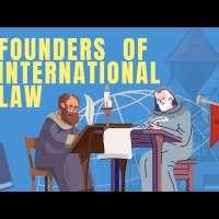 History of International Law - Grotius, Vitoria, Suárez & Gentili