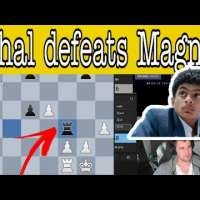 Magnus Carlsen feels pure embarrassment after losing against Nihal Sarin
