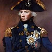 Horatio Nelson (1758-1805) Oil Canvas Print