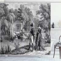 French Revolution Bathroom Cloth
