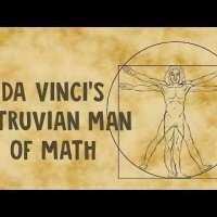 Da Vinci's Vitruvian Man of math