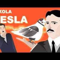 An animated brief on Nikola Tesla
