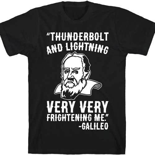 Thunderbolt and Lightning T-Shirt