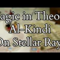 Magic in Theory - The Stellar Ray Theory of Al-Kindi