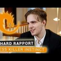 Richard Rapport | Natural Born Chess Killer Instinct