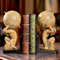 Archimedes Bookend