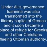 ALI PASHA, IOANNINA and the GREEK REVOLUTION