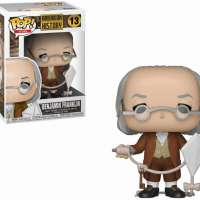 Benjamin Franklin Funko Pop!