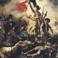 ConversationPrints French Revolution Glossy Poster