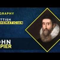 John Napier Short Biography - Scottish Mathematician