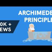 What is the Archimedes' Principle?