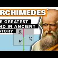 Archimedes: The Greatest Mind in Ancient History