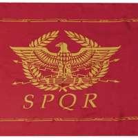 3'x5' SPQR Flag Banner