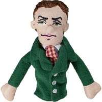 Alan Turing Finger Puppet