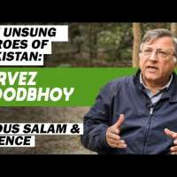 The Unsung Heroes Of Pakistan: Pervez Hoodbhoy On Abdus Salam and Science