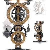 Da Vinci Clock 10