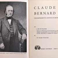 Claude Bernard & the experimental method in medicine