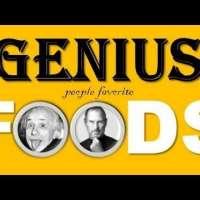 GENIUS people favorite FOODS