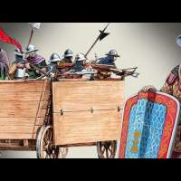 Hussite Wagon Forts - A Challenge To Heavy Cavalry In The Late Middle Ages