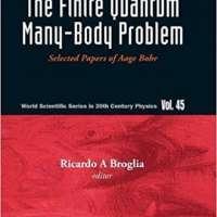 The Finite Quantum Many-Body Problem
