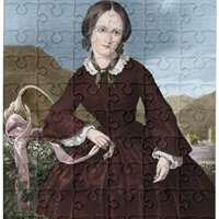 Charlotte Bronte Jigsaw Puzzle