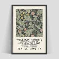 Art Poster Monet William Morris Plakat