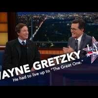 How Wayne Gretzky Earned His Nickname