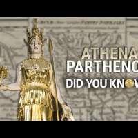 Athena Parthenos: Did You Know?