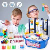 SNAEN Super Lab Science Kit with 30 Magic Scientific Experiments
