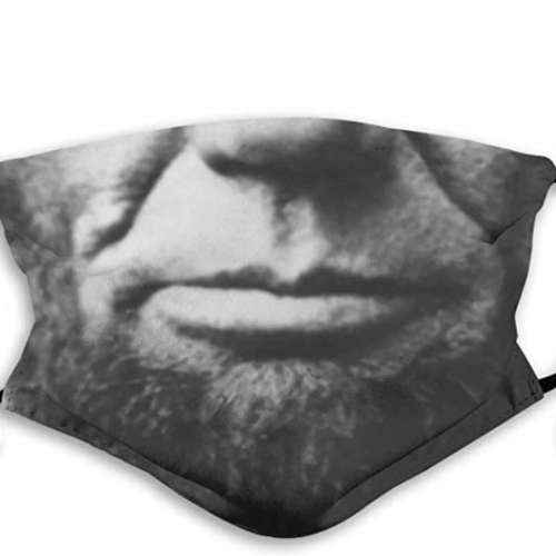 Mask-Abraham Lincoln Mouth