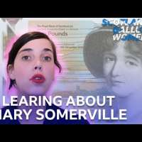 Roisin Kenny Explores The Story Of Mary Somerville