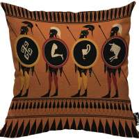 Mugod Ancient Greek Pillowcase