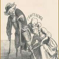 Honoré Daumier: Poor Old Fellow