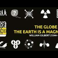 THE GLOBE OF THE EARTH IS A MAGNET