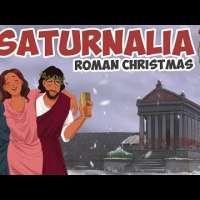 Saturnalia - Rome's Awesome Pagan Christmas