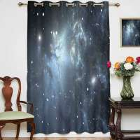 Infinite Space Curtains