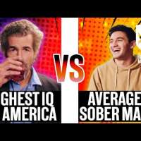 Will Being Drunk Affect the Highest IQ In America?