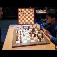 Hikaru Nakamura vs Nihal Sarin | World Class GM vs Prodigious talent