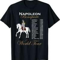 Bonaparte History World Tour T-Shirt