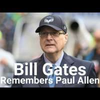 Bill Gates remembers Paul Allen