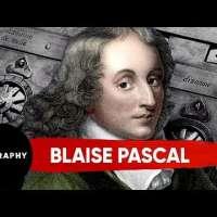Blaise Pascal Mathematical Breakthrough   Biography