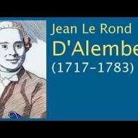 Jean le Rond d'Alembert – Modern Philosophy, Video 30