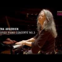 Martha Argerich Plays Prokofiev Piano Concerto No.3
